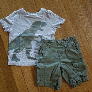 OLD NAVY Short / T-Shirt